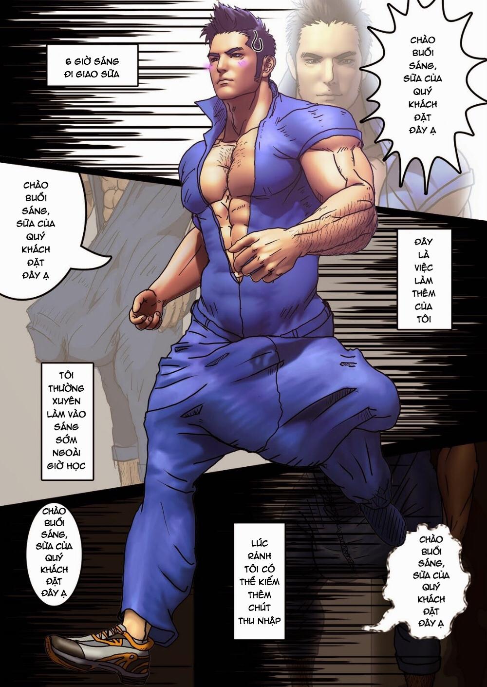 Tokunou Gyuunyuu Ikagassuka ? - Trang 13